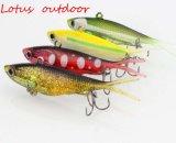 Attrait doux doux de pêche d'attrait de pêche de Vib de modèle neuf
