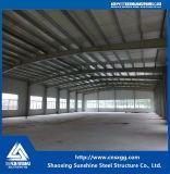 鋼鉄管の建築材料が付いている鋼鉄構築
