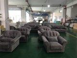 Gastfreundschaft-Gewebe-Sofa stellte 1+2+3 ein