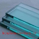 Novo Stlyle 10mm Vidro Temperado transparente da China
