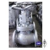 150lb 4inch A216 en acier au carbone de la Cat soupape Globe
