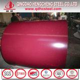 PPGI Pre-Painted Rouleau en acier galvanisé recouvert de couleur