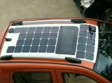 100W Sunpower Semi Filexble panneau solaire pour voiture de golf