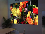 Visualización video a todo color de interior de P4 LED