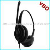 Auriculares Noise-Cancelling RJ9 Rj11 Auricular de Call Center