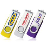 Il USB della parte girevole che gira il USB gira il USB