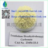 Polvere steroide CAS del carbonato di Trenbolone Hexahydrobenzyl dell'Sviluppo-Ormone umano: 23454-33-3