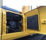 Escavatore utilizzato originale giapponese di KOMATSU PC210 Hydralic di buona condizione da vendere