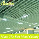 Plafond décoratif tube rond en aluminium