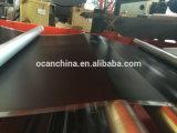VakuumFormable aufbereitetes schwarzes Plasic steifes Belüftung-Blatt für Kühlturm