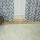 Tela calda come il disegno del jacquard del tessuto molle della tenda di finestra della tessile