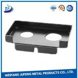 Лист струбцины металла OEM круглый штемпелюя изготовление части стальное для частей TV