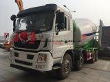 Sinotruk 8X4 16立方メートルの具体的なミキサーのトラック