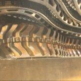 Tailles d'origine en caoutchouc de piste de Kubota U20.3 (250X47X84)