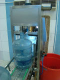 Barreled 5 galones de agua pura Máquina de Llenado