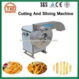 Snijden Machine van het Knipsel van de Aardappel van de Machine van het restaurant de Automatische het Commerciële en