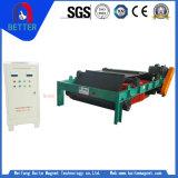 GV séparateur magnétique électrique/sec de Rcdd-5t3 approuvé de minerai pour le convoyeur à bande de machine/d'abattage/machine de rectifieuse