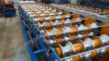 Les prix usine faisant construction le matériau Metal la toiture ont glacé le roulis de tuile formant la machine à vendre