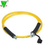 Durite flexible en caoutchouc flexible hydraulique de tubes de Jack Jones