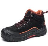 Высокая лодыжки велюр кожаный верх обувь