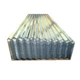 Dx51d tuile de toit de zinc métal ondulé tôle de toit de fer