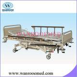 Vier Funktions-hydraulisches Krankenpflege-Bett