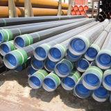 Tubo d'acciaio senza giunte di ASTM A106/A53 gr. B (azione sufficienti)