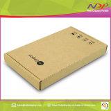 Caja de embalaje personalizadas de productos de papel duro casode Ebay Amazon Shop