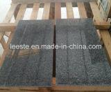 Granito scuro della pietra delle mattonelle della parete G654 di Padang
