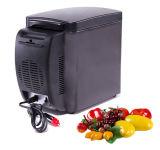 차, 야외 활동 사용을%s 냉각하고 데우기를 가진 Thermoelectri 소형 냉장고 6liter DC12V