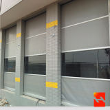 Porta rápida automática do obturador das portas do obturador do rolo do PVC (HF-162)