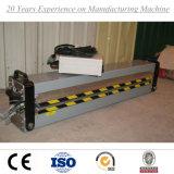 Correia transportadora do plutônio do PVC que articula a máquina, máquina de emenda quente