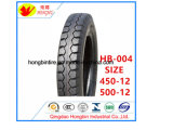Fábrica de neumáticos de moto de Qingdao neumáticos de moto 4.50-12 5.00-12