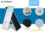 via del sensore di movimento 6W-120W LED/lampada solari economizzarici d'energia infrarosse della strada