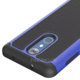 Caso Telefone Combo Híbrido antichoque para a ZTE Zmax PRO Z981