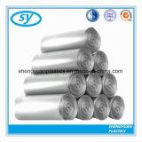 Мешок отверстия цены по прейскуранту завода-изготовителя HDPE&LDPE пластичный плоский для погани