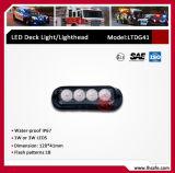 Luz de advertência Lighthead da plataforma do diodo emissor de luz da montagem de superfície (LTDG41)