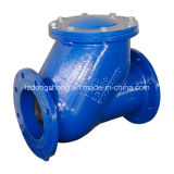 Roheisen-Wasser-Kugel-Rückschlagventil Dn100