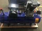 """Tipo compresor de """" Italia """" de aire del mecanismo impulsor de correa con el tanque 50/100/150/200L"""