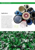 Tecnología francesa Shredder para reducir el tamaño del tubo grande