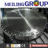 デッサンとして熱い鍛造材のステンレス鋼の管シート