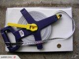 Großhandels-ABS Kasten Langstrecken-PVC-Fiberglas-Band-Maß (FB-100)
