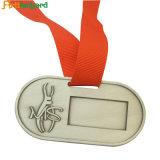 顧客の高品質亜鉛合金メダル
