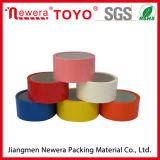 Bande adhésive d'emballage de couleur de BOPP pour l'industrie et la vie