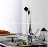 2017 nouvelle conception 3 Contacts en laiton robinet évier de cuisine