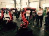 De robotachtige Machine van het Lassen voor Geschilderd Koolstofstaal