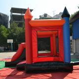 Castelo Bouncy de Ibflatable da floresta/Trampoline inflável