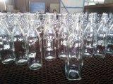 Großhandelsweinlese 1000ml rüttelt Glasflaschen mit Plastikschutzkappe und Metall