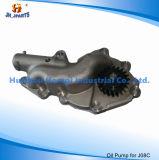 Bomba de Óleo de autopeças para o Hino/Toyota J08c 15110-2040e Dyna PS140/PS125