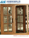 Grain di legno Aluminum Profile per Windows e Doors